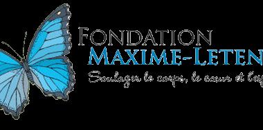 Levée de fonds: Fondation Maxime-Letendre